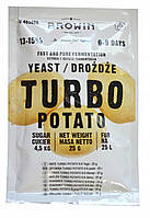 Дрожжи Turbo Potato Biowin, 25 г