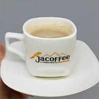 Чашка с блюдцем Jacoffee 200мл