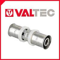 Пресс-фитинг (муфта) VALTEC (VTm.203) прямой 26х20мм