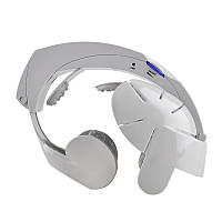 🔝 Массажный шлем для головы, вибромассажер, Easy-Brain Massager LY-617E, (доставка по Украине) | 🎁%🚚