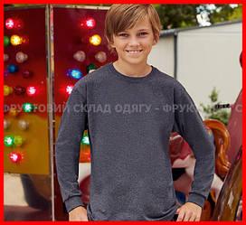 Дитяча футболка з довгим рукавом
