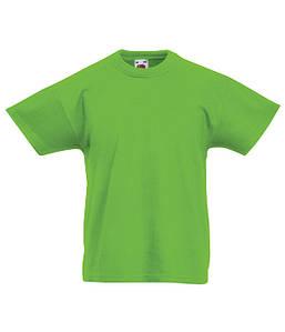Дитяча футболка Лайм 128 см
