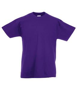 Дитяча футболка Фіолетовий 128 см