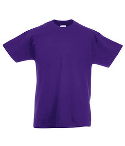 Дитяча футболка Фіолетовий 140 см