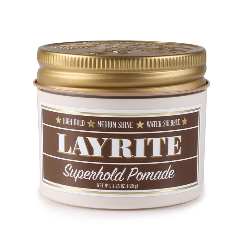 Помада для укладки волос Layrite Superhold Pomade 120 мл.