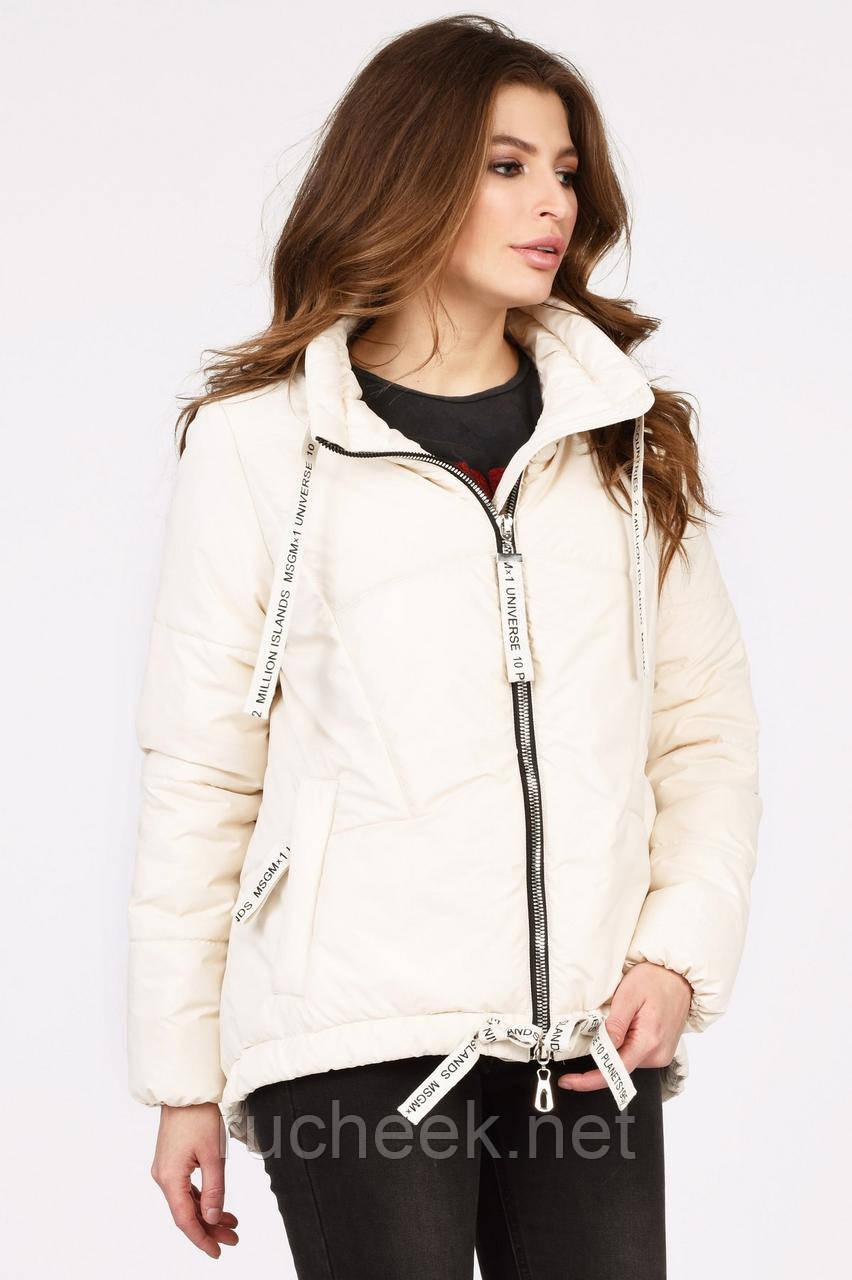 Куртка жіноча розмір 46, X-Woyz LS-8833-10