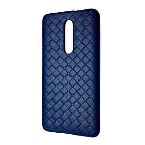 Чехол Silicone Weaving Case Mi 9T (Redmi K20 / K20 Pro) (blue)