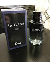 Туалетная Вода Для Мужчин Christian Dior Sauvage (edt 100ml) (Lux Реплика)