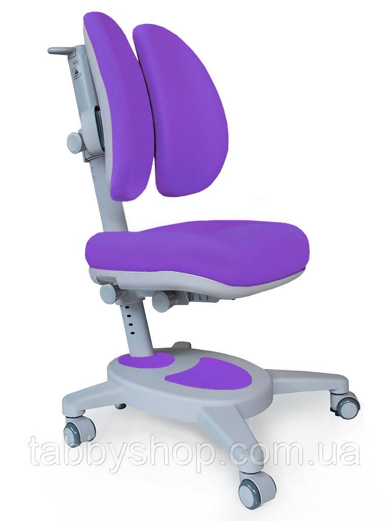 Детское кресло MEALUX Onyx Duo KS (обивка фиолетовая однотонная)