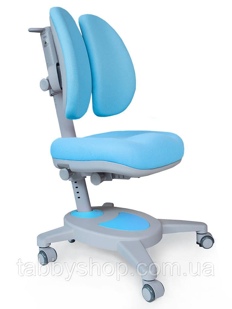 Детское кресло MEALUX Onyx Duo KBL (обивка голубая однотонная)
