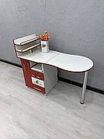 Маникюрный стол складной тумба выдвижная карго