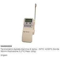Термометр, SA880SSX большой со щупом