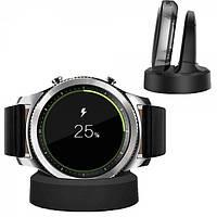 Зарядное устройство TTech Smart Watch Charger Samsung Gear S3/Gear S2 Black