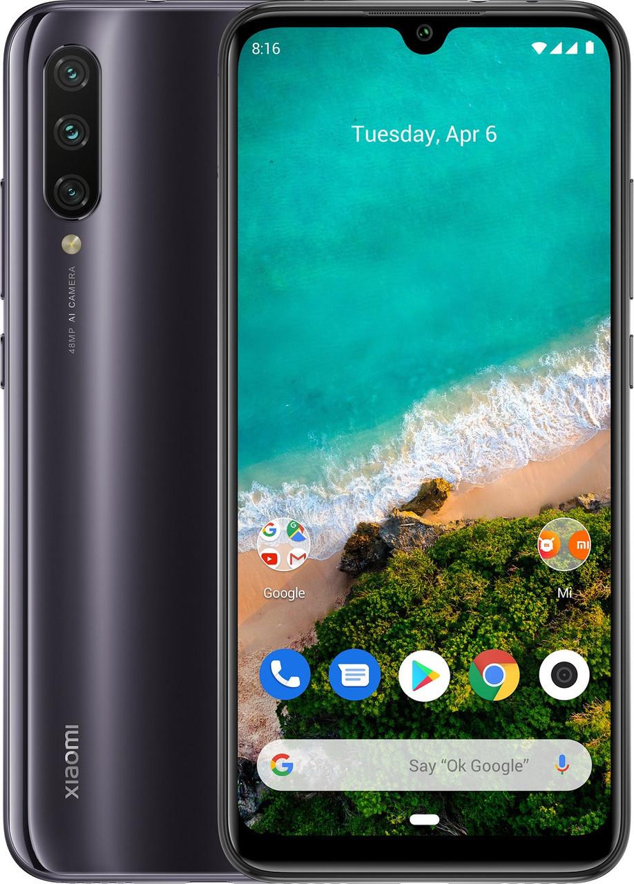 Смартфон Xiaomi Mi A3 4/128GB (Kind of Grey) Global Version