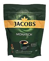 Кофе растворимый сублимированный Jacobs Monarch 60 г в мягкой упаковке