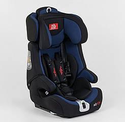 Автокресло универсальное FX 1771 Joy, 9-36 кг, ISOFIX черный 80459
