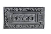 Чугунные дверцы для зольника DPK6R 325x175