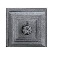 Чугунные дверцы DKR1 170x165