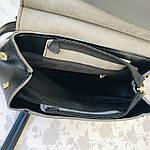 Рюкзак женский трансформер черный кожзам (8808), фото 4