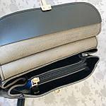 Рюкзак женский трансформер черный кожзам (8808), фото 7