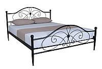 Кровать кованая двуспальная Фелиция , фото 1