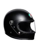 Мотошолом AGV X3000 Matt (чорний)