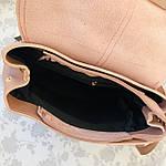 Рюкзак женский трансформер  кожзам (18305), фото 3