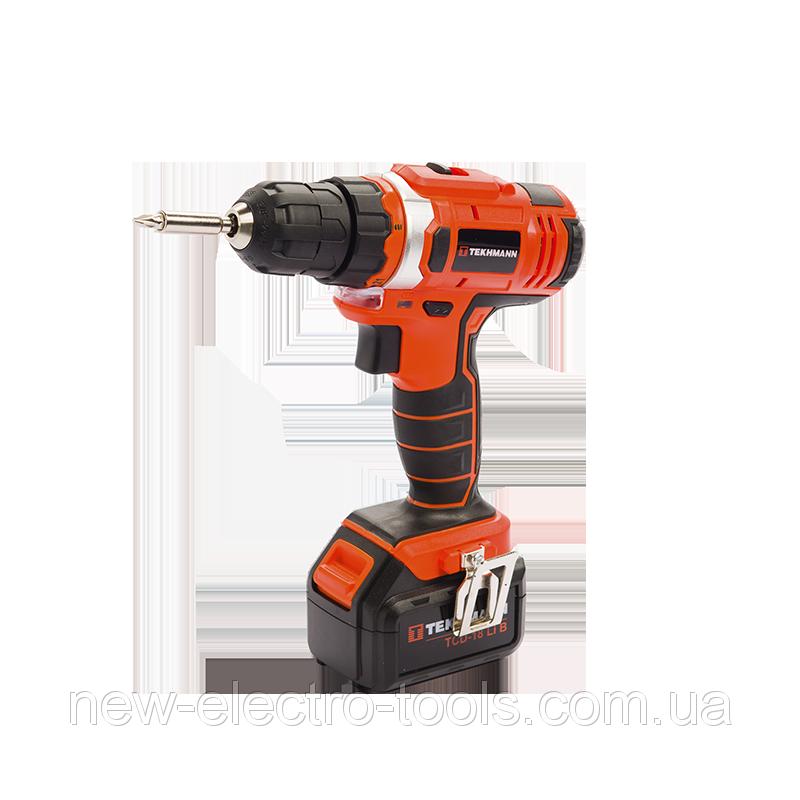 Шуруповерт аккумуляторный TCD 18 Li В (Бесплатная доставка)