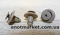 Крепление накладки бампера Nissan, Infiniti. ОЕМ: 94858864, 0155308061, 0155306941, фото 1