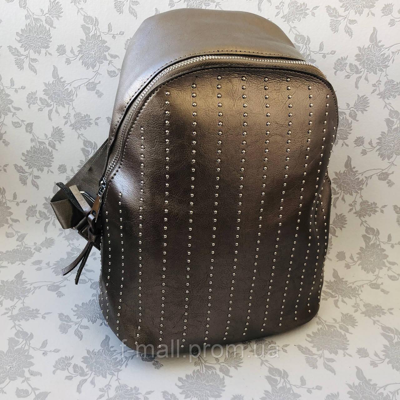 Стильный женский рюкзак  кожзам (1813)