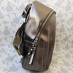 Стильный женский рюкзак  кожзам (1813), фото 2