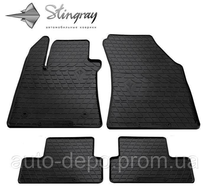Килимки Renault Megane IV 2015 - Stingray