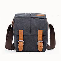 Брезентовая сумка для фотоаппарата S.c.cotton, фото 1