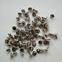 Хольнитен двусторонний 6 мм нержавеющий никель