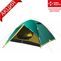 Палатка туристическая трехместная Tramp Nishe 3 v2