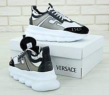 Женские кроссовки Versace Chain Reaction, фото 3