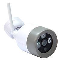 Уличная 2Мп Wi-Fi видеокамера MPX-AI2128GBWF, память 128GB