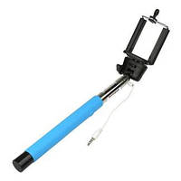 Палка для селфи Monopod Selfie AUX Z07-5S синий