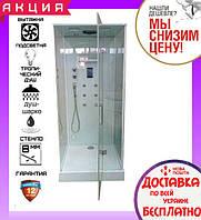 Гидромассажный паровой душевой бокс 100х90 см Orans SR-86120S  правосторонний