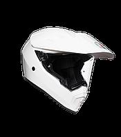Мотошлем AGV AX9 (белый)