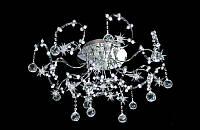 Люстра галогенная со светодиодной подсветкой , пультом 6232-13