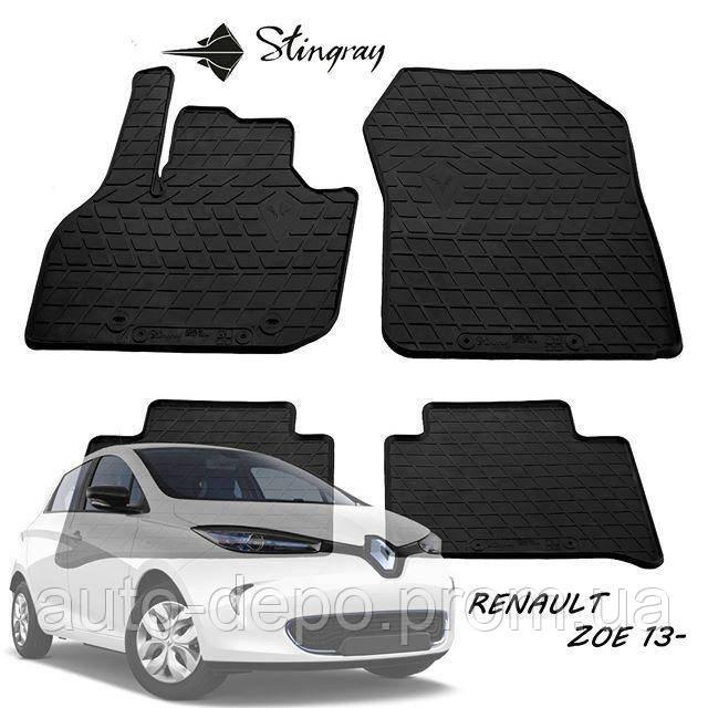 Килимки Renault ZOE 2012 - Stingray