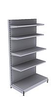 Торговый новый стеллаж с металлическими полками WIKO в магазин. Акционная супер цена 1440 грн. В наличии!