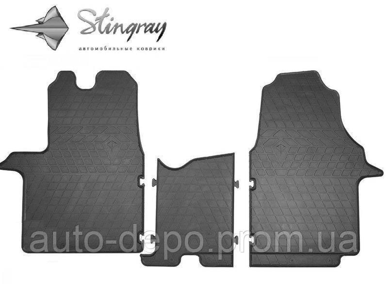 Коврики Renault Trafic III (1+2) 2014- Stingray