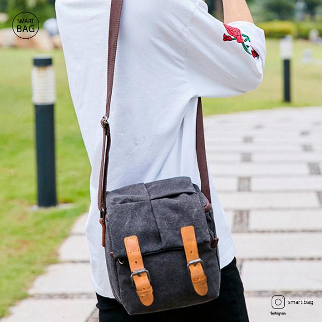 Брезентовая сумка для фотоаппарата S.c.cotton
