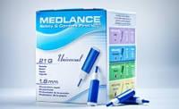 Ланцет автоматический медицинский Медланс плюс, универсальный (universal) 200 шт.
