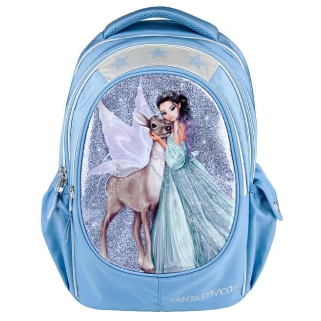 Top Model рюкзак IcePrincess (  Рюкзак ТОР-Model серія Снігова Королева. Школьный портфель Fantasy Model )