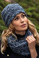 Комплект шапка и шарф Вилли ZAMIR + DAREN SET, фото 1