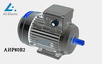 Электродвигатель АИР80В2 2,2 кВт 3000 об/мин, 380/660В