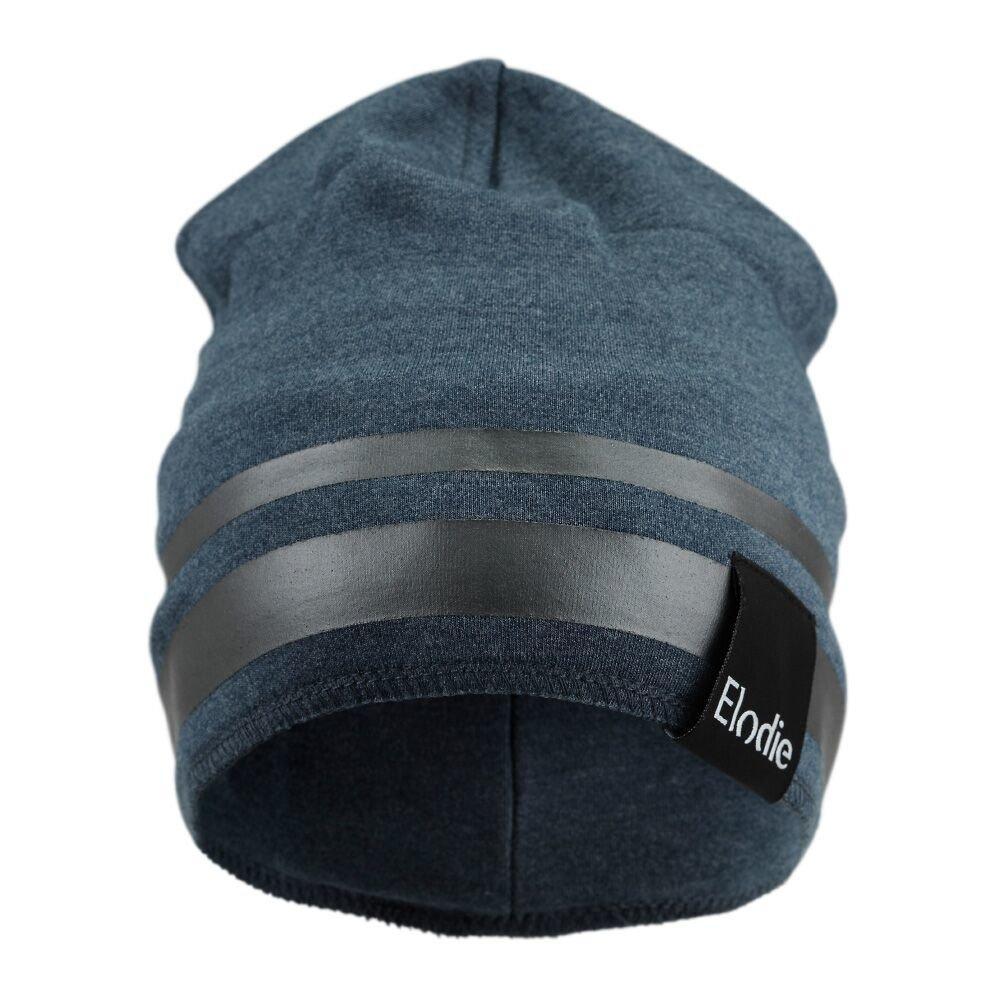 Детская теплая шапка Elodie Details - Juniper Blue, 0-6 m